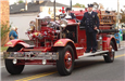 Fire Truck in Parade