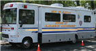 Office of Emergency Management Van