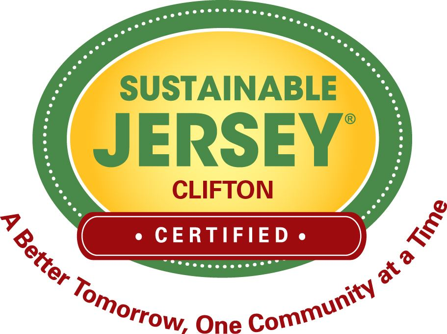 Sustainable Jersey Clifton Logo Bronze