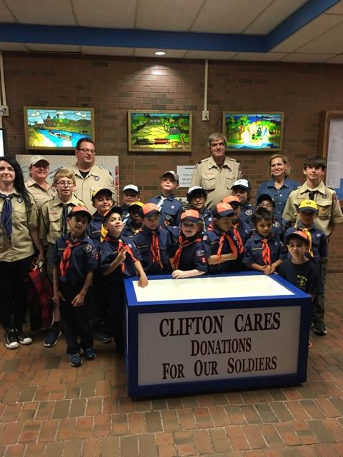 Boy Scout Troop group 2