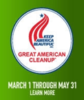 Great American Cleanup Opens in new window